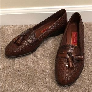 Gently worn Cole Hann Loafers